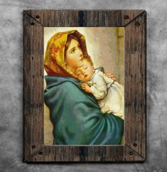 I am glad that I can share the latest addition to my #etsy: Madonna, graphic design, cross stitch, dotted print, printable pdf pdf http://etsy.me/2CYnP3P #supplies #crossstitch #madonna #mary #embroidery #pattern #counted # cross stitch