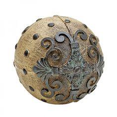 Bola Decorativa Ref. AE0029 — FJ Decor