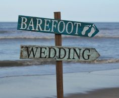 Beach Wedding Sign, Rustic Beach Wedding, Nautical, Seaside, Driftwood, Customized, Directional Arrow Sign, Coastal, Nautical Toes In Sand Shoes Optional Take Off Shoes Signs Customize Stake Outdoor Rustic Signs
