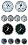 MOON Equipped 6 Gauge Set Car Gauges, Eye Logo, Plain Black, Instruments, Clock, Moon, Classic, Interior, Watch