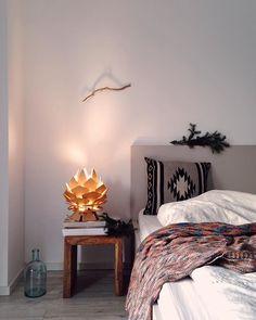 Bedside, afternoon light. 'Tis the season // #vscocam #arhifab