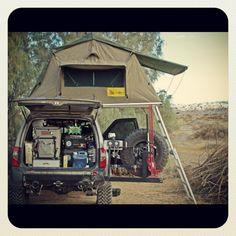 #Nissan #Xterra #4x4 #travel #camping by Bolivia4x4, via Flickr
