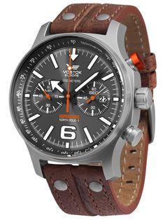 VOSTOK EUROPE Expedition Nordpol 1 Mens Chronograph 5957242