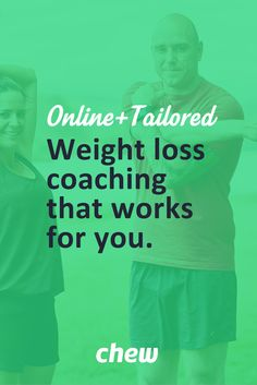 Imagine #weight loss #coaching that actually factors in what makes YOU tick? #JoinTheChew & wave cookie-cutter #diets goodbye, once and for all.