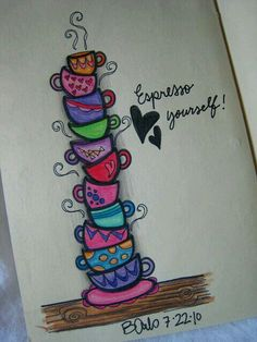 Espresso yourself!