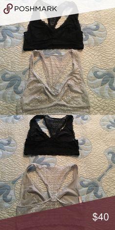 4 VS Bralettes, NWOT 4 VS Bralettes l, never worn, NWOT Victoria's Secret Intimates & Sleepwear Bras