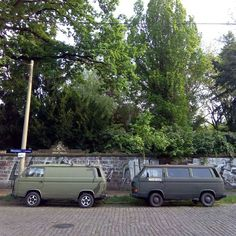 #parkedcars #dresdenneustadt