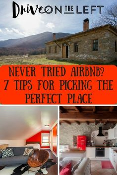Ever used Airbnb on a holiday? Here are 7 tips for picking the perfect place. How to search, find, pick, and secure your first Airbnb!