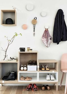Entryway Decor Muuto Dots add so much
