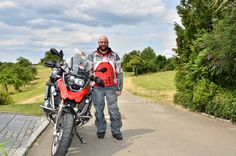 Quick rest in southwestern Germany #R1200GS