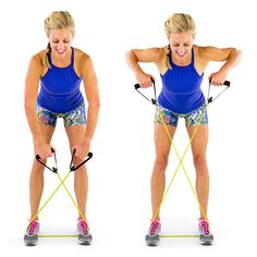 theraband shoulder retraction/external rotation