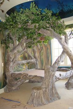Tree Bed by Jag Collective