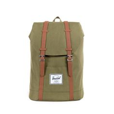 The cylinder shaped cinch top Retreat Backpack is a paired down version of our popular Little America silhouette. Added elements include a reinforced bottom and