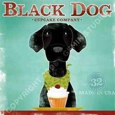 Black Labrador Art - Bing Images