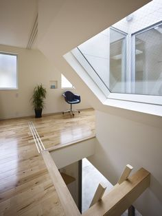 3way House, Tokyo, 2010 by naf architect & design  #architecture #japan #tokyo #house #climbing #interiors #design
