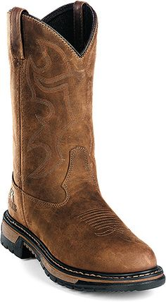 Rocky 11 Branson Waterproof Round Toe Roper Work Boots For Men Rocky Boots, Western Boots For Men, Fashion Boots, Shoes Online, Cowboy Boots, Shoe Boots, Leather, Country Life