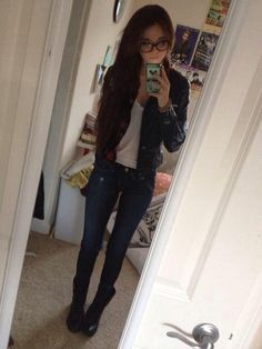 Untitled #selfie -  #style  soft grunge -  acacia brinley,  #beautiful