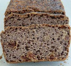 Mon pain de la semaine fait hier soir,   toujours au sarrasin, aux graines et aux raisins secs .          Ingrédients   200 g de  ...