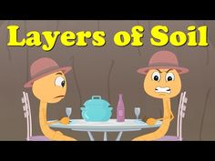 Layers of Soil for Kids - YouTube