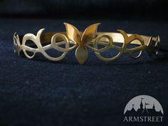 Gioielli medioevali - LARP: Corona di ottone #3
