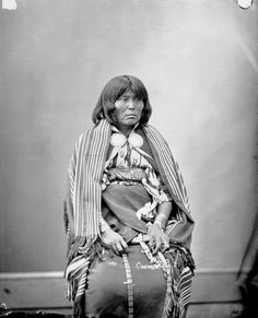 wife of The Milky Way – Comanche – 1872    Read more: http://amertribes.proboards.com/index.cgi?board=comanche=display=436#ixzz2A4BSkvYy