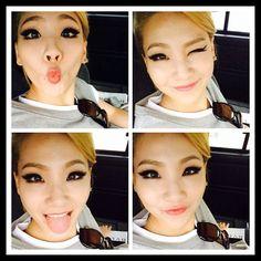 CL love that cat eye