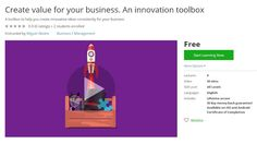 coupon udemy create value for your business a project selection
