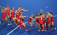 Great Britain: gold medallists in Rio