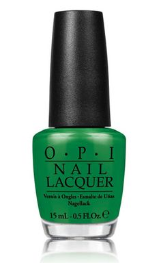 Beauty Must-Have: O.P.I. Sandy Hook Green