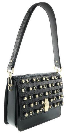 48f17c8ede Class Roberto Cavalli Black Milano Bag Large Milano Rmx 00