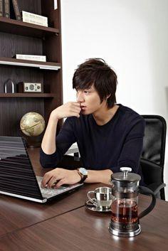 I ♥ Lee Min-ho