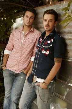 The gorgeous men of Love and Theft