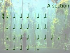 ALM- Aquarium to teach dotted half note. Music a la Abbott - Amy Abbott - Kodály Inspired Blog and Teachers Music Education Resource: The Aquarium
