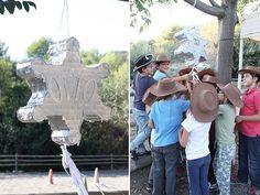 Piñata fiesta cowboy