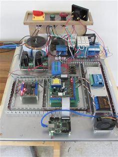 How we built a diy cnc for our woodshop. Arduino Cnc, Diy Cnc Router, Router Wood, Cnc Projects, Arduino Projects, Electronics Projects, Sheet Metal Roller, Cnc Controller, Router Cutters