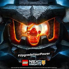 LEGO Unveils Their New Nexo Knights Line At NYCC
