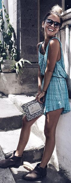 summer style: boho trends