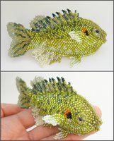 Redear fish by Rrkra