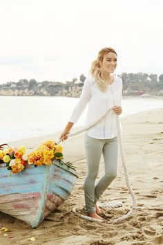 Whatever floats your boat. LC Lauren Conrad at #Kohls
