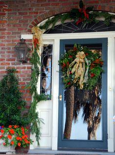Winter Doorway