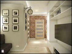 Mieszkanie w starej kamienicy - Mały salon, styl minimalistyczny - zdjęcie od CUDO - grupa projektowa