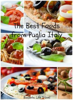 What to Eat in Puglia Italy