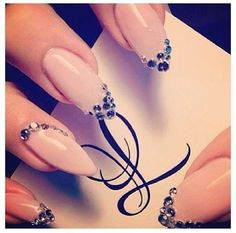 Manicure in the Style of