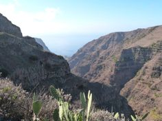 La Gomera valley view, Canary Islands