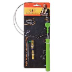 Jackson Galaxy Ground Wand Rope with 1 Toy * Continue to the product at the image link. #MyPet