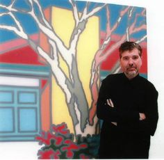 'Howard Arkley: Home Show', Karyn Lovegrove Gallery, Los Angeles, Magnum Opus, Australian Homes, Australian Artists, Howard Arkley, Musica Punk, Sidney Nolan, Melbourne, Postmodern Art, Ned Kelly