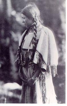 Blackfeet (Pikuni) - circa 1914