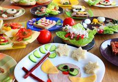 Kolorowe, wesołe i smaczne kanapki, nie tylko dla dzieci Avocado Toast, Tacos, Mexican, Lunch, Breakfast, Ethnic Recipes, Food, Grill, Morning Coffee