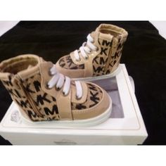 MICHAEL KORS Baby Sneaker/Crib Shoes $27.00