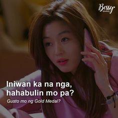 Iniwan ka na mga, hahabulin mo pa? Tagalog Quotes Patama, Bisaya Quotes, Tagalog Quotes Hugot Funny, Mood Quotes, Hurt Quotes, Crush Quotes, Qoutes, Memes Pinoy, Memes Tagalog